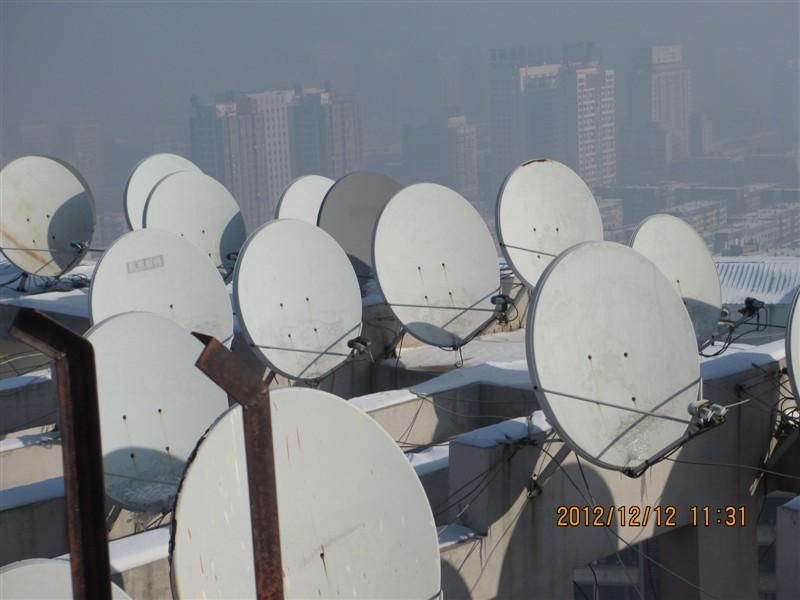 卫星电视锅的日常维护